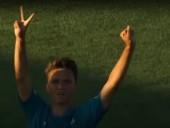 Белорусские футболисты начали отмечать голы жестом команды Тихановской