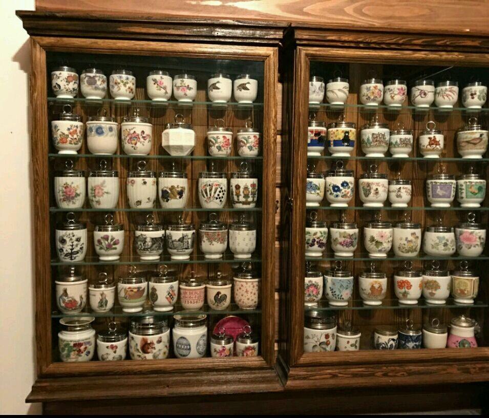 Заказ витрины из картинного багета для коллекции