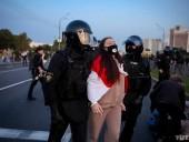 Протесты в Беларуси: после инаугурации Лукашенко за вечер задержали 259 человек