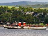 В Шотландии пароход врезался в пирс: 17 человек пострадали