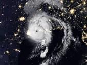 К побережью Японии приближается тайфун Хайшэн