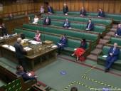 Нижняя палата парламента Великобритании приняла противоречивый закон о внутреннем рынке