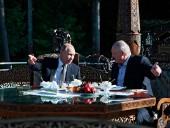 Путин пообещал Беларуси кредит на 1,5 млрд долларов