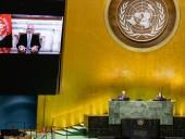 Президент Афганистана в ООН заявил, что переговоры с талибами недостаточно