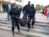 Протесты в Беларуси: правозащитники говорят о 18 задержанных