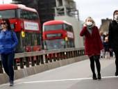 В Великобритании штраф за нарушение самоизоляции повысили до 10 тыс. фунтов стерлингов