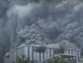 В Китае на заводе Huawei во время пожара погибли люди