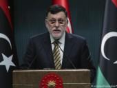 Премьер Ливии на фоне протестов решил уйти в отставку