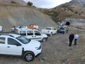 В Турции при взрыве в туннеле пострадали 11 человек