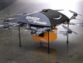 В США разрешили Amazon доставлять товары дронами