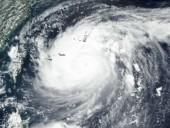В Китае из-за тайфуна