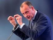 Соперник Меркель хочет заморозить строительство
