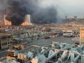 Взрыв в Бейруте: спасатели прекратили поиски