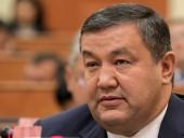 От COVID-19 умер вице-премьер-министр Узбекистана Барноев