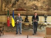 Кулеба: Украина и Восточное партнерство будут в центре внимания при председательстве Португалии в Совете ЕС