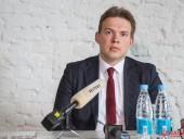 Белорусский оппозиционер Максим Знак объявил голодовку