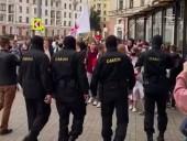 День знаний: в Минске на протест вышли студенты, начались задержания