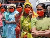 В Индии сняли карантин несмотря на рост количества инфицированных COVID-19