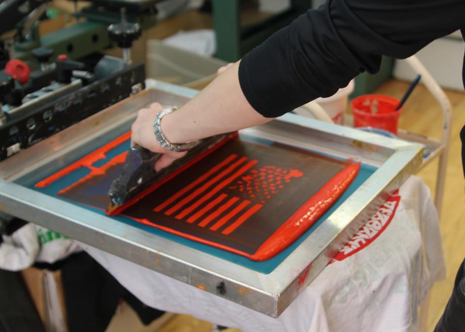 Услуги типографии по изготовлению рекламы в г. Москва