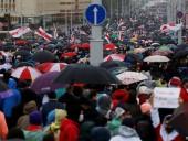 В Беларуси силовики задержали более 300 участников протестов - правозащитники