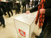 В Литве началось голосование во втором туре выборов в Сейм