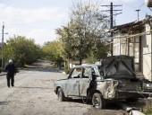 ЕС осудил продолжение боевых действий в Нагорном Карабахе