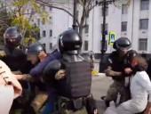 В Хабаровске разогнали акцию на поддержку Сергея Фургала