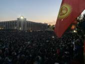 В столице Киргизии захватили здание парламента