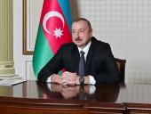 Алиев подтвердил, что в Азербайджане находятся турецкие истребители F-16