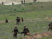 Азербайджан заявил, что бои на нескольких направлениях в Карабахе продолжались всю ночь