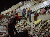 Землетрясение в Турции: число жертв возросло до 37