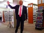 Трамп досрочно проголосовал на президентских выборах США