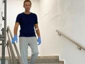 Отравление Навального: российский оппозиционер рассказал о состоянии своего здоровья