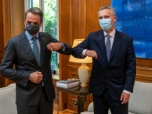 Генсек НАТО после Турции провел переговоры с Грецией