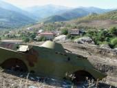 Макрон: В Нагорном Карабахе воюют джихадисты из Сирии