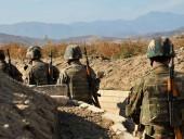 Ситуация в Карабахе: Армения сообщила, что Азербайджан обстрелял город Мартакерт