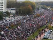 В Минске протестующих разогнали светошумовыми гранатами, более 200 человек задержаны