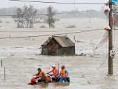 Во Вьетнаме результате стихийных бедствий 40 человек погибли, 8 пропали без вести