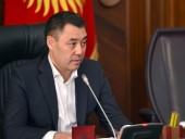 В Кыргызстане утвердили премьер-министра