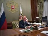 Путин поговорил с Лукашенко о Беларуси и Нагорном Карабахе