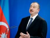 Война в Карабахе: Алиев заявил о переходе под контроль Азербайджана еще ряда сел и города Физули