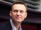 Россия должна возбудить уголовное дело по статье покушение на убийство политического деятеля - Навальный