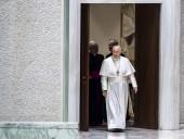 Папа Римский высказался за легализацию однополых союзов