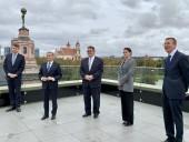 Тихановская встретилась з главами МИД трех стран: о чем говорили