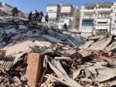Землетрясение в Эгейском море: число жертв в Турции и Греции выросло, в Измире разрушены десятки домов