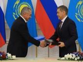 Казахстан подписал с Россией обновленный военный договор