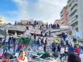Землетрясение в Турции: по меньшей мере четверо погибших, 120 раненых