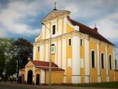 В Беларуси за молитву перед костелом осудили польскую активистку