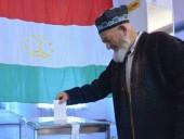 В Таджикистане проходят выборы президента