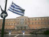 Греция решила построить стену на границе с Турцией